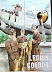 LEGION  CONDOR - GERMANS IN SPAIN 1942 WW 2 + FOOD TICKETS BACK -ORIGINAL SCARCE