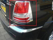 Fuera de stock para Kia Sorento 2003 - 2006 Cromo Moldura Cubierta de luz de la cola Set