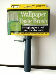 "Wallpaper BRUSH 5"" Paint Emulsion Paste Walls Decorating Ceilings DIY Contractor"