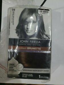 JOHN FRIEDA Precision Foam Color 5N Medium Natural Brown 1 kit