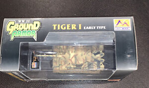 MRC Easy Model  Tiger I Early Type 1/72
