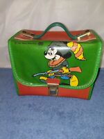 Vintage Disney Production's Frontier Mickey Mouse Criter Cage
