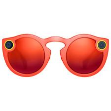 Spec Inc. snapchat lunettes corail rouge, sans fil, Wifi (830209)