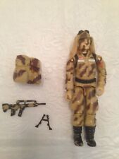 GI Joe 1985 Dusty Desert Trooper 100% Complete