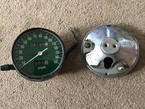 Honda GL1000 GL 1000 Goldwing Clock Speedo Speedometer (1975-77)