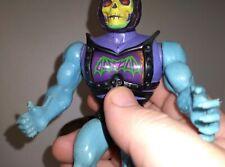 He Man Battle Damage Skeletor! MOTU Action Figure! Original series, condition