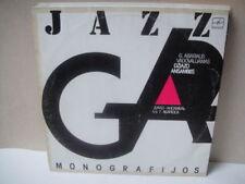 Gintautas Abariaus - Monografijos LITHUANIAN Free JAZZ Avantgarde LP