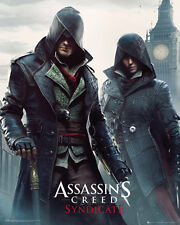 Assassins Creed - Syndicate  - Mini Poster #MR