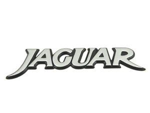Genuine New JAGUAR BOOT BADGE Rear Emblem Logo For XK8 XKR X100 1996-1999