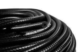 Reinforced vacuum silicone hose Fmic.Pro 3mm Black