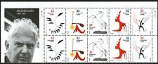 USA Sc. 3202a 32c Alexander Calder 1998 MNH plate block of 10