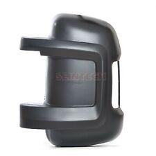FIAT DUCATO PEUGEOT BOXER CITROEN RELAY Door Wing Mirror Casing Cover Left N/S