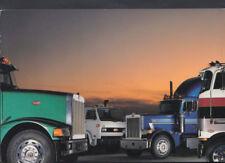 Road Transport Postcard - American Trucks - Peterbilt Motors   T875