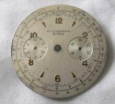 Chronographe Suisse Dial Wristwatch - 34Mm Diameter - Swiss