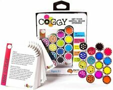 Fat Brains Toys COGGY Puzzle Toy & BRAINTEASER 40+ Challenges