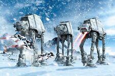 Poster Star Wars Guerre Stellari Battaglia Originale Import