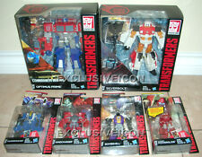 Transformers Combiner Wars Prime Silverbolt Windcharger Bombshell Powerglide +