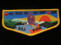 Ho-nan-ne-ho-ont-165 Bsa Www Boy Scout Patch