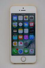 Apple iPhone SE 128GB GOLD GSM UNLOCKED AT&T MetroPCS T-Mobile CRICKET
