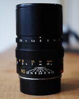 Leica M Elmarit 90mm – Mint