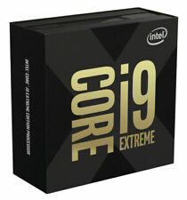 Intel Core i9-10980XE Extreme Edition Processor, 3 GHz, 18-Core