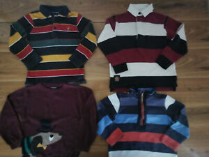 boys 4-5 years bundle autumn winter top jumper Next Joules Mayoral