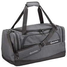 TAYLORMADE PLAYERS GOLF TRAVEL DUFFLE / WEEKEND HOLDALL / GYM SPORTS BAG