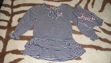 JUICY COUTURE 18-24 NAVY STRIPED DRESS SET DARLING