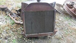 Model T Ford Speedster Aftermarket Radiator MT-6921