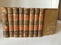 Oeuvres de J.B. Poquelin de MOLIERE 8/8 Didot An VII 1799
