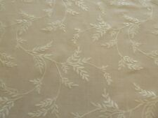 Swavelle/Millcreek Leko Birch Embroidered Beautiful Fern Tone On Tone Beauty