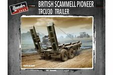 Thunder Model 35205 1/35 British Scammell Pioneer TRCU30 Trailer