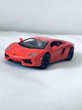 LAMBORGHINI AVENTADOR  LP 700-4 RARE 1/40 SCALE CAR METAL MODEL BY MAISTO