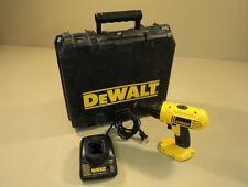 Dewalt 14.4 Volt Cordless Drill VSR Bundle Driver 400 to 1400 RPM 1/2 Inch DC728