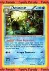 Amonistar 120pv 18/124 XY Impact des Destins Carte Pokemon Rare neuve fr