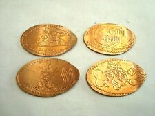 Jelly Belly Factory Pleasant Prairie, Wi - set of 4 copper