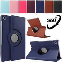 """For Lenovo Tab M10 FHD Plus 10.3"""" TB-X606F/X Case Leather Cover Rotating Stand"""