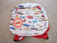 New Transport Childrens Kids Bag Mini Rucksack Backpack School Nursery Clubs