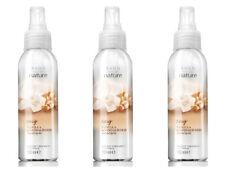 3 x AVON Naturals Vanilla & Sandalwood Body Spray - Body Mist 3 x 100 ml