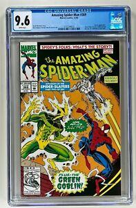 Amazing Spider-Man #369 / CGC 9.6 NM+ / Marvel 1992 / Mark Bagley Electro