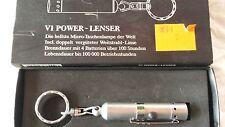 LED LENSER TASCHENLAMPE PROFI BLAUE LED KURZ V1 7024/45