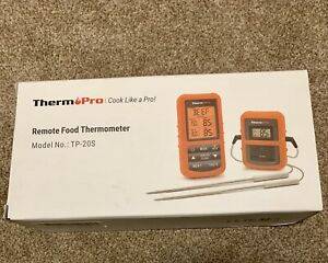 ThermoPro TP20 Wireless Digital Cooking Meat Thermometer With Dual Probe -...