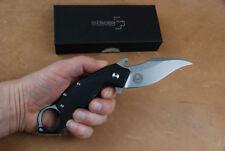 Böker TORO ein aussergewöhnliches Taschenmesser mit geschwungener Klinge - legal