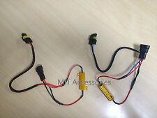 MIT H11 50w Resistor Load CANBUS Decoder LED DRL Fog light error free code