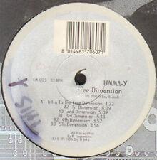 UMMA-Y - Free Dimension - Electronik Musik
