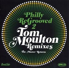 Philly Re-Grooved, Vol. 2: The Tom Moulton Remixes - The Master Returns by Vari…