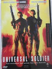 Universal Soldier uncut FSK 18 - Jean- Claude van Damme, Dolph Lundgren - NEU!!!