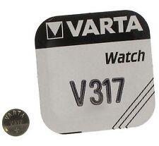 PILE BOUTON VARTA V317 V 317 SR516SW SR 516 SW SR62 POUR MONTRE SWATCH ETC..