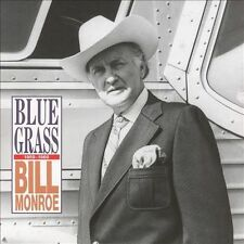 Bill Monroe Country Bluegrass Music CDs & DVDs
