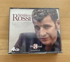 CD: Semino Rossi Das Beste 2004 - 2013 (4 CD- Box)